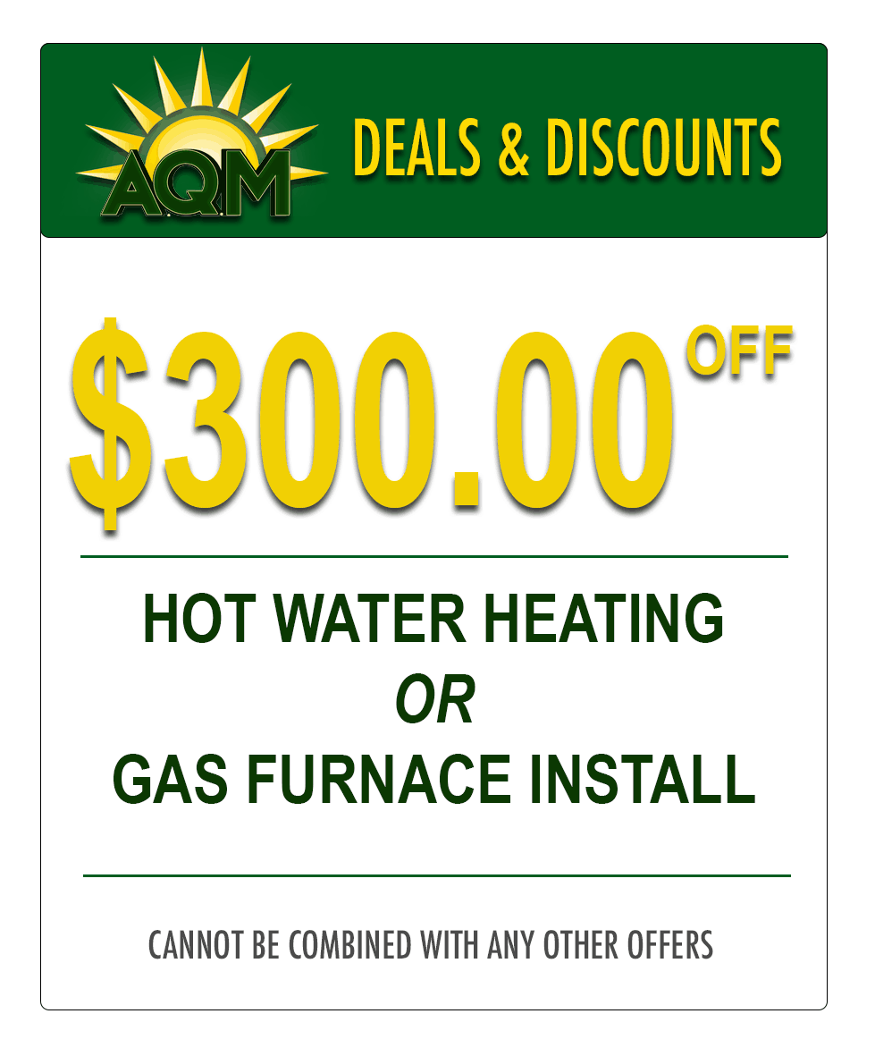 Hot Water Heating Coupon