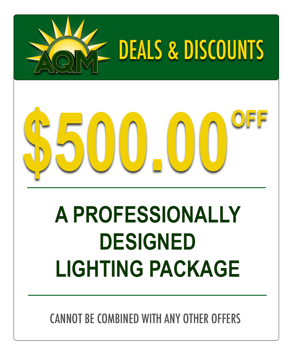 Lighting Package Coupon
