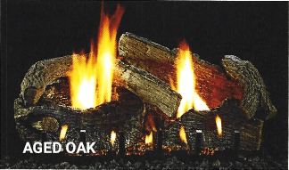 Gas Logs Amp Gas Fireplace Sales Amp Install Services Aqm