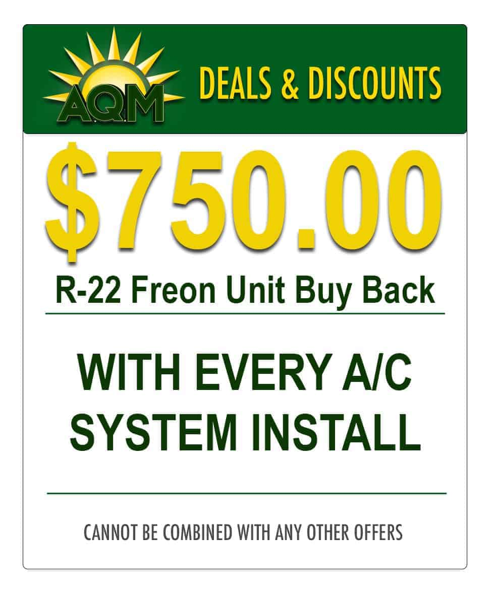 Air Conditioning Buy Back