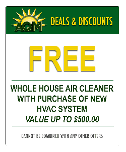 HVAC System Coupon