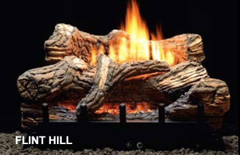 Flint Hill Log Set